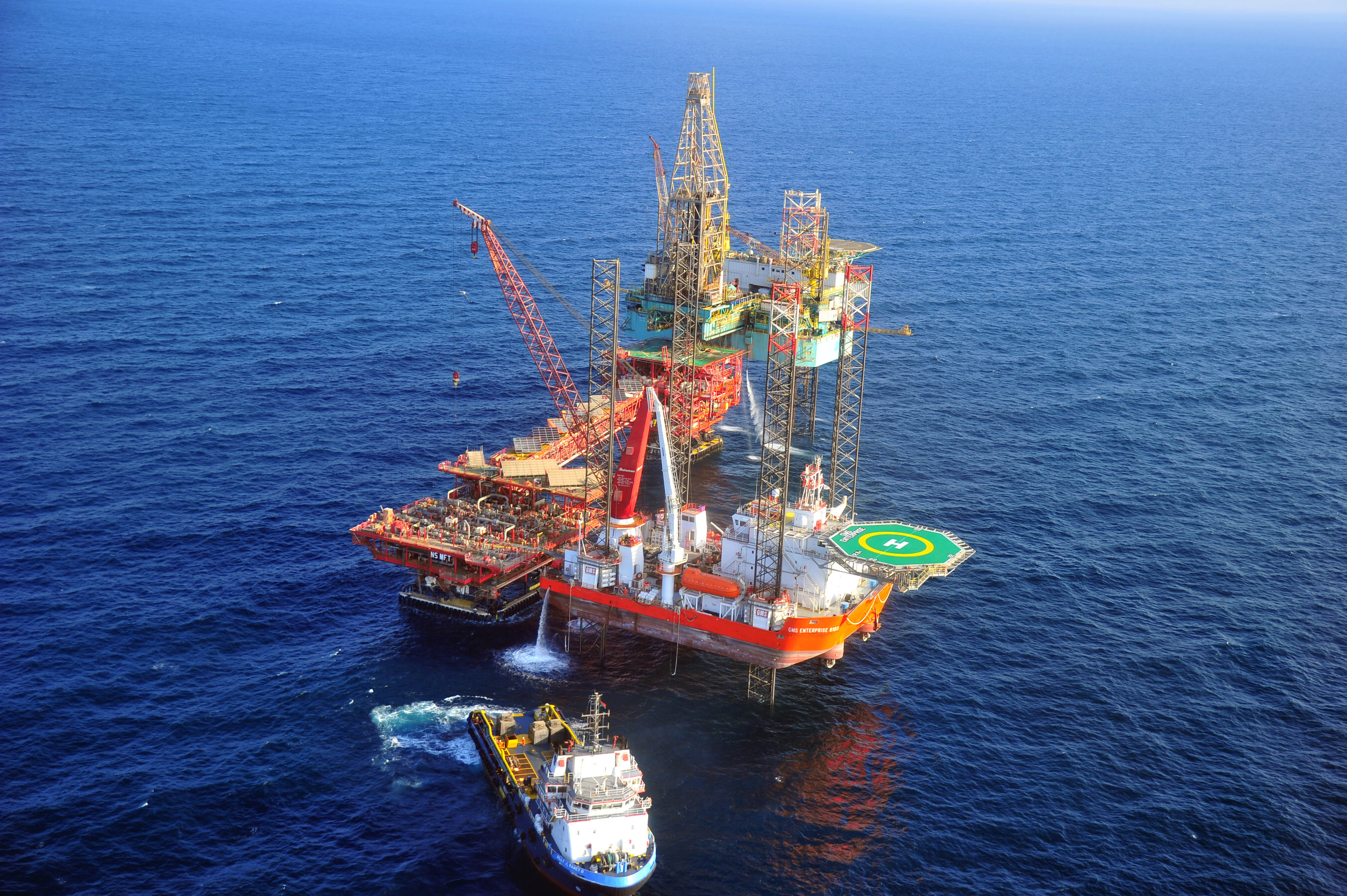 Oil and Gas - Gulf Marine Services